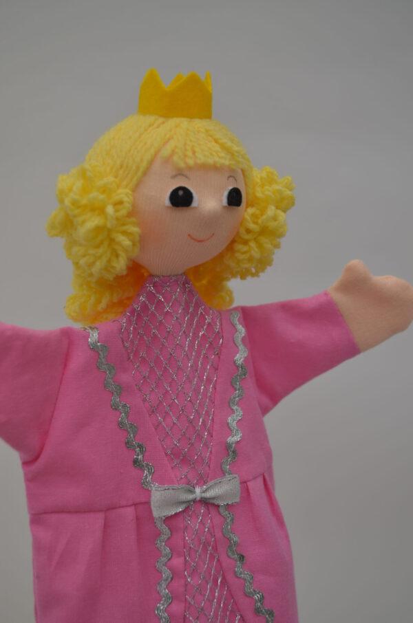 roze prinses stokpop voorkant