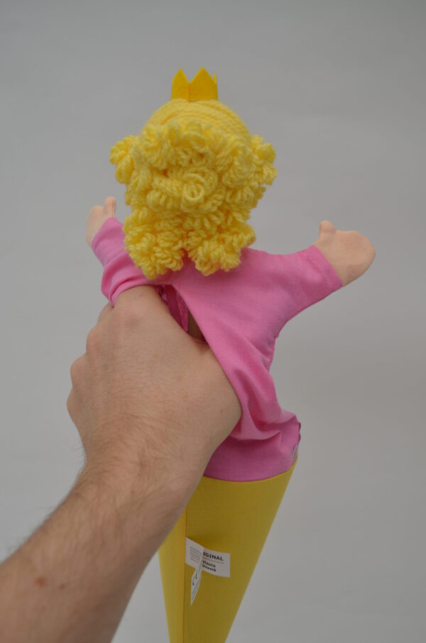 roze prinses stokpop achterkant