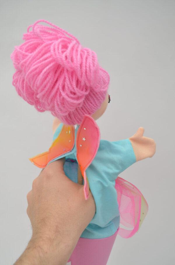 Fee Lili stokpop achterkant