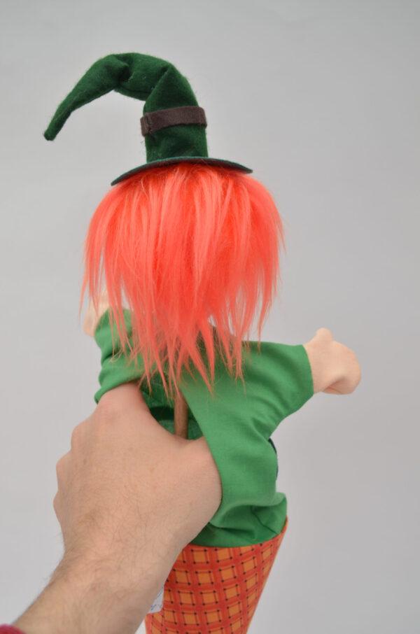groene heks stokpop achterkant