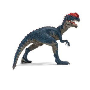 14567 Dilophosaurus schleich Dino Dinosauriër